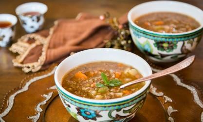 Vadouvan Potato & Parsnip | All About The Soup